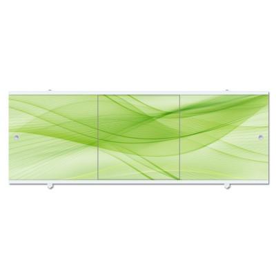 """Экран 1,7 п/в """"Премиум А"""" зеленый"""